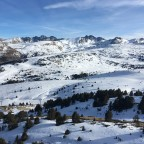 View from Pla de les Pedres-Soldeu chairlift