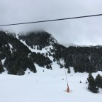 Snowy days in Canillo