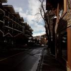 The Soldeu highstreet