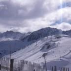 View from Soldeu across Encamp - 21/2/2011