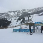 Chairlift to beginers area in canillo