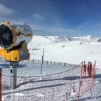 View from top of Pla de les Pedres Grau Roig lift
