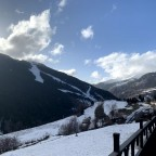 Views of the Grandvalira 'X' from Soldeu village