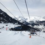 View of El Tarter Snowpark from Tosa Espiolets 11/02
