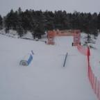 Top of snow park 26/03