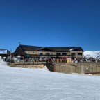 La Cabana, at the top of the Soldeu gondola