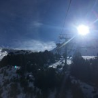Cold bluebird day