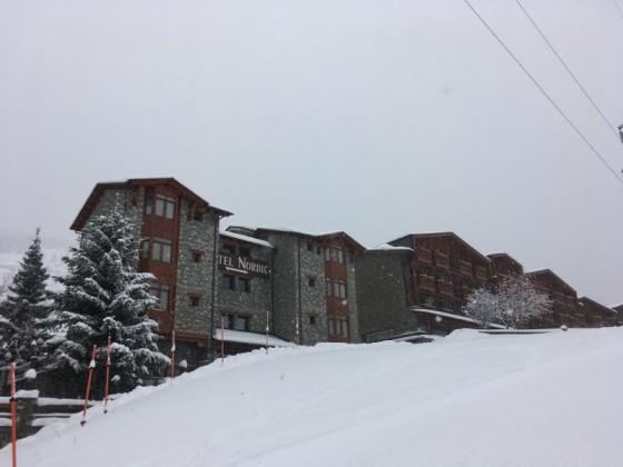 Hotel Nordic in Tarter