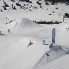 El Tarter Snow Park