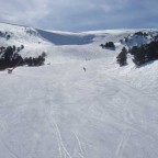 View From Llosada Chair Lift