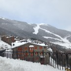 View of the Grandvalira X from Soldeu 06/02