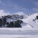 View from outside Soldeu gondola - 21/2/2011
