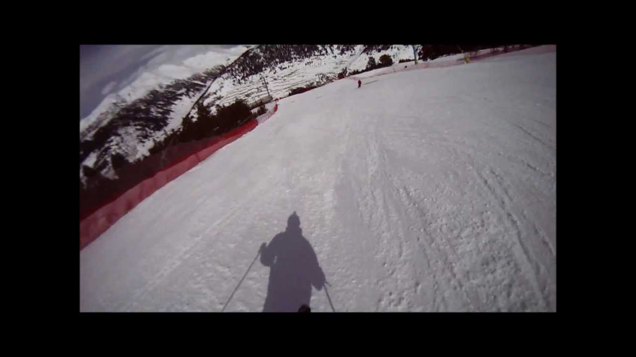 Avet World Cup Slope, March 2013