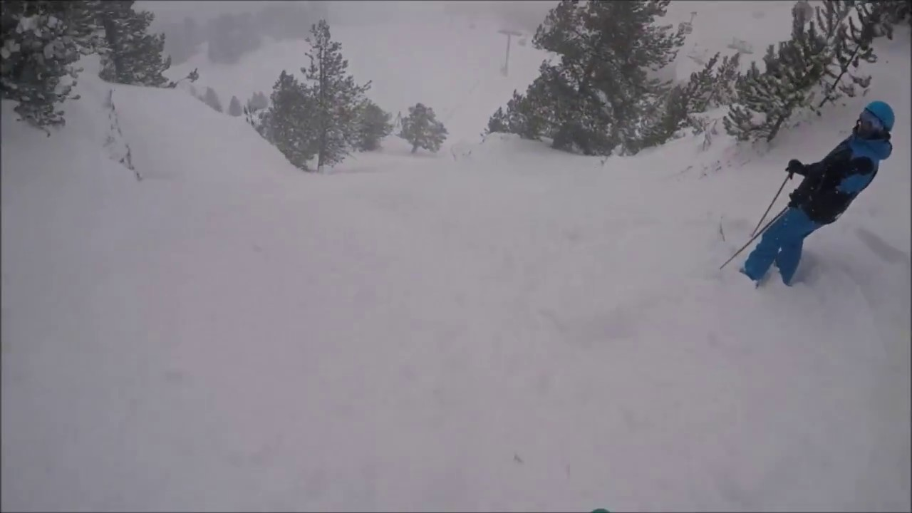 Grandvalira Soldeu Powder Day (16/01)