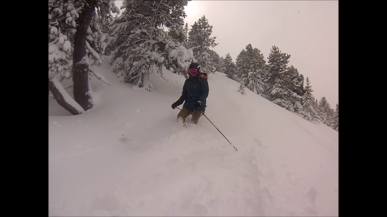 Soldeu Powder Day 25.03.17