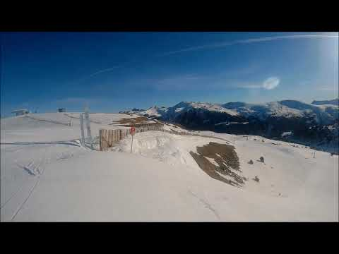Quiet pistes during half term - Grandvalira